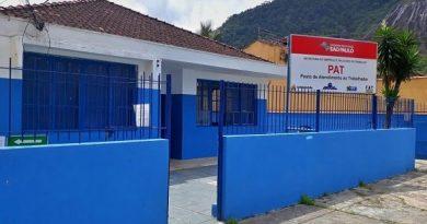 PAT de Caraguatatuba anuncia 'Mês do Emprego' para captação de 400 vagas.