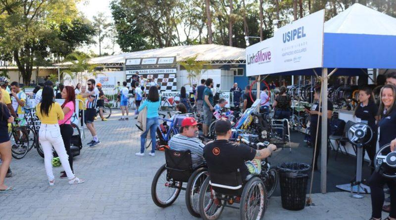 Inclusão social e atividades esportivas são destaques da Mobility & Show Vale