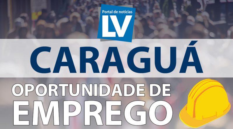 Caraguá tem novas vagas de emprego – 23/01