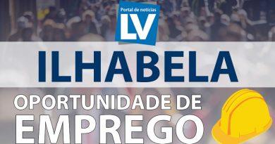 PAT de Ilhabela disponibiliza 91 vagas de emprego
