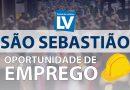 São Sebastião tem novas vagas de emprego – 09/Mar