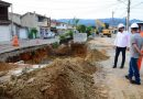 Prefeitura de Caraguatatuba continua com obras contra alagamentos na Avenida Brasília