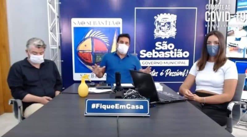 Tribunal de Contas vai multar prefeitos que não divulgarem gastos com coronavírus, São Sebastião e Felipe Augusto estão na mira