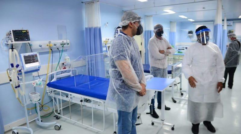 #Caraguá: Leitos prontos e aquisição de tomógrafo computadorizado concluem 2ª fase do Plano de Contingência da Saúde