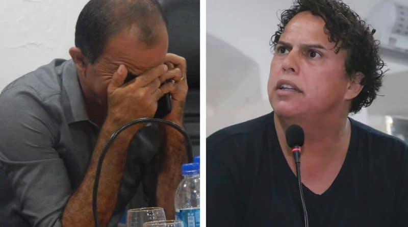 Prof. Gleivison e vereadores do G4 cobram abertura de investigação sobre denúncias contra Teimoso, vereadores governistas tentam pegar carona