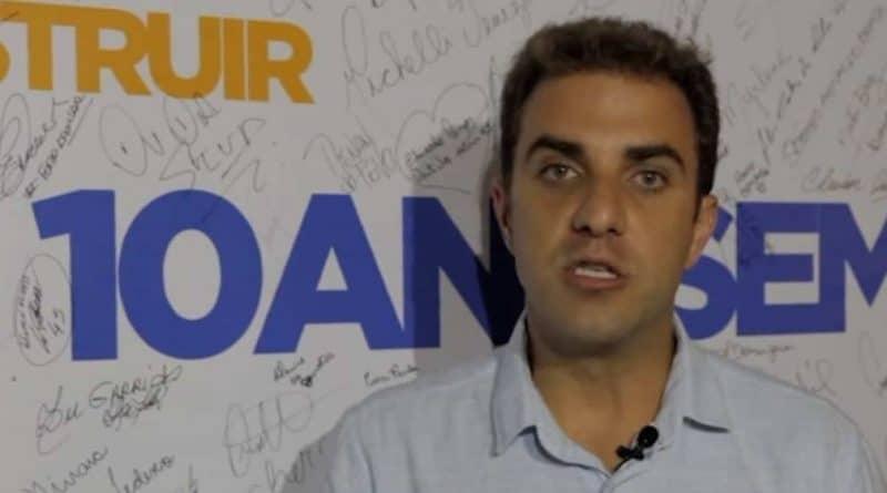Ministério Público Eleitoral quer a cassação do registro de candidatura de Mateus Silva