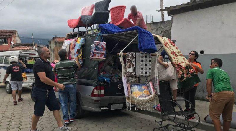 Associação Comercial aprova ações da Prefeitura de Caraguatatuba contra ambulantes clandestinos