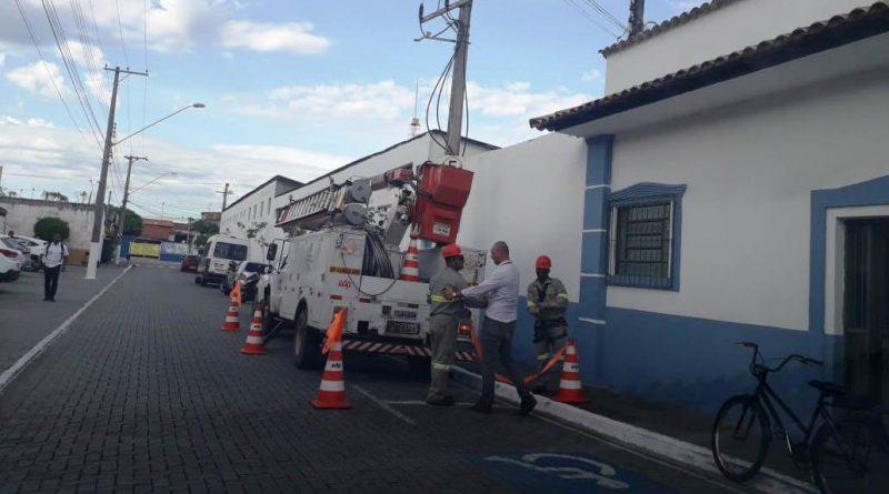 EDP Bandeirante corta energia da Prefeitura de São Sebastião por falta de pagamento