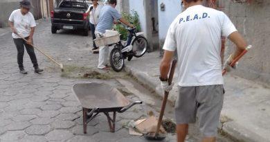 Caraguatatuba convoca 100 inscritos no PEAD para limpeza e manutenção de vias